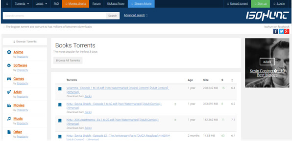 20 Best eBooks Torrenting Sites to Download Unlimited eBooks