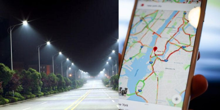 Google Maps may add a feature to brighten light streets