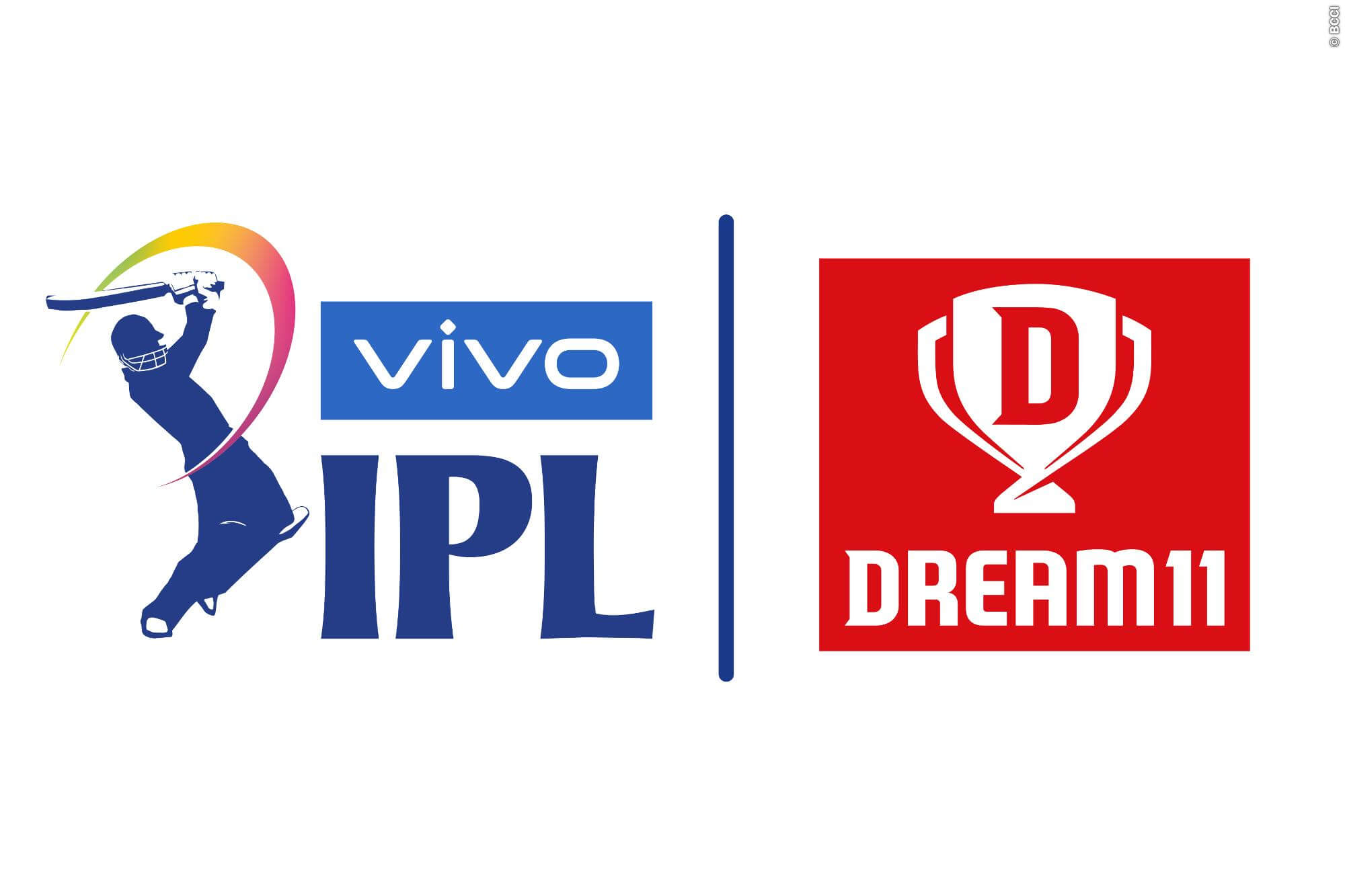 Dream 11 is the new title sponsor of the IPL