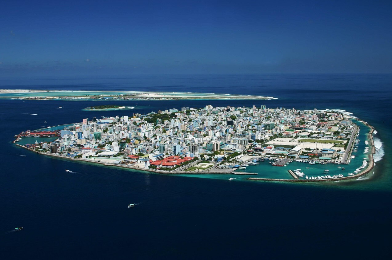 Maldives to get $500 million aid from India