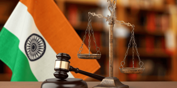 Indian judiciary's high caseload